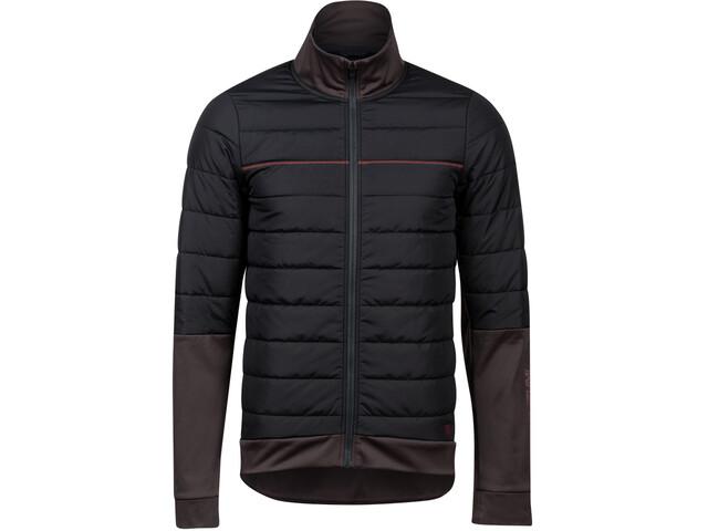 PEARL iZUMi Elevate Insulated AmFIB Jacket Men, black/phantom